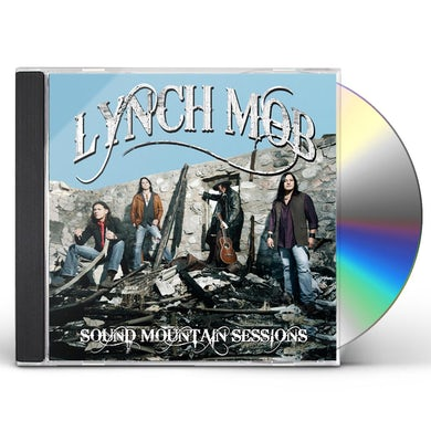 Lynch Mob SOUND MOUNTAIN SESSIONS CD
