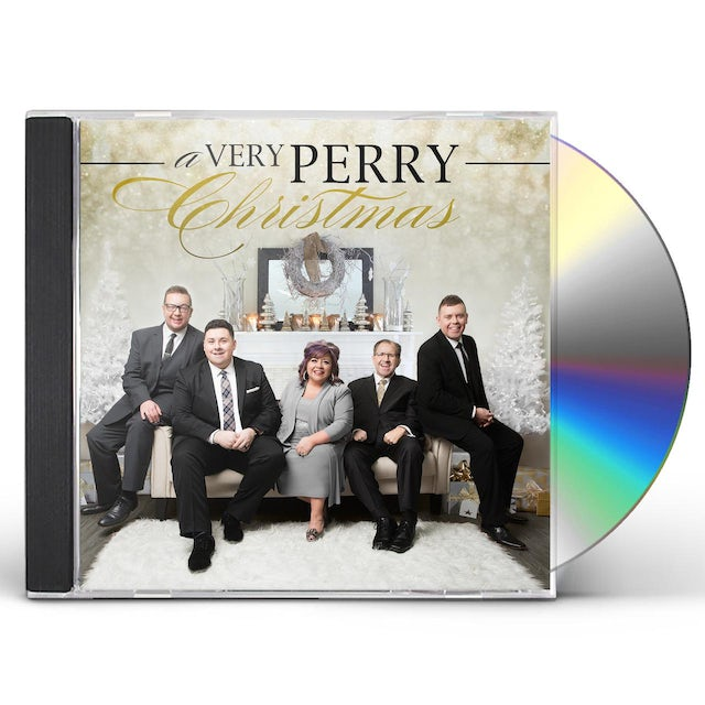 Perrys VERY PERRY CHRISTMAS CD