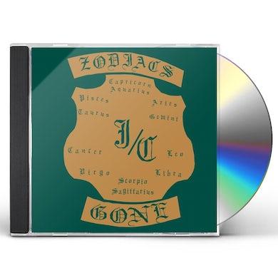 Zodiacs GONE CD
