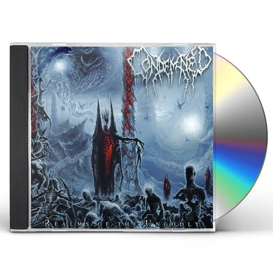 Condemned REALMS OF THE UNGODLY CD