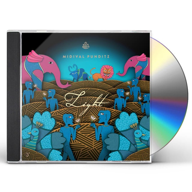 MIDIval PunditZ LIGHT CD