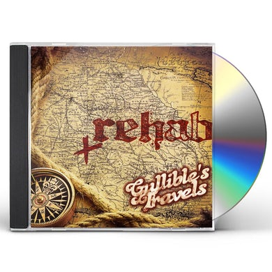 Rehab GULLIBLE TRAVELS CD