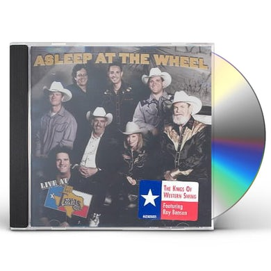 Asleep At The Wheel LIVE AT BILLY BOB'S TEXAS CD