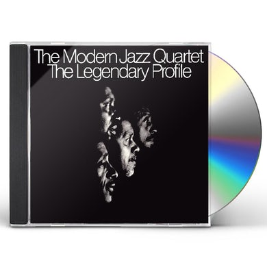 The Modern Jazz Quartet LEGENDARY PROFILE CD