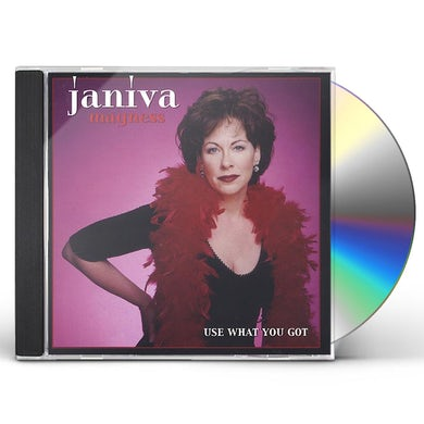 Janiva Magness USE WHAT YOU GOT CD