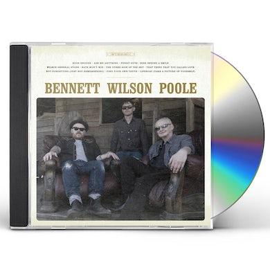 BENNETT WILSON POOLE CD