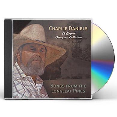 Charlie Daniels SONGS FROM THE LONGLEAF PINE CD