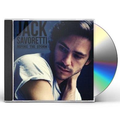 Jack Savoretti BEFORE THE STORM CD