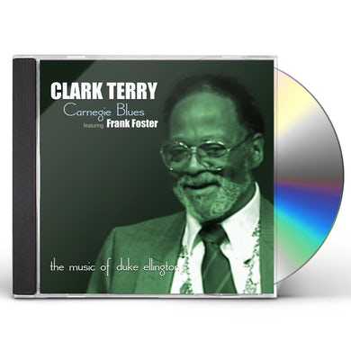 Clark Terry CARNEGIE BLUES (MUSIC OF DUKE ELLINGTON) CD