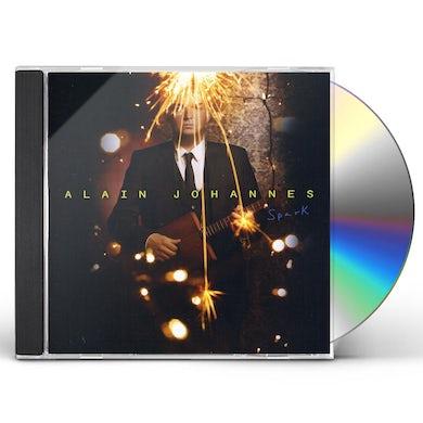 Alain Johannes SPARK CD