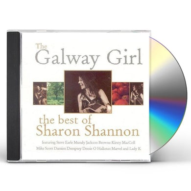 GALWAY GIRL: THE BEST OF SHARON SHANNON CD