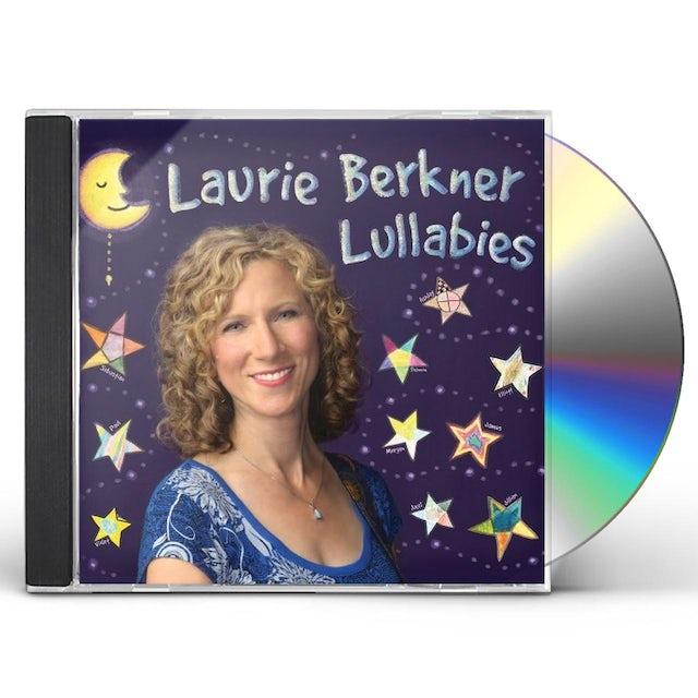 Laurie Berkner LULLABIES CD