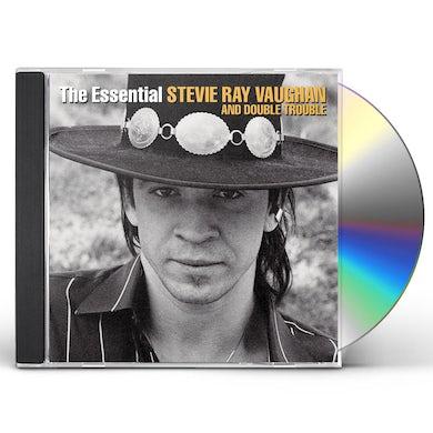 ESSENTIAL STEVIE RAY VAUGHAN CD