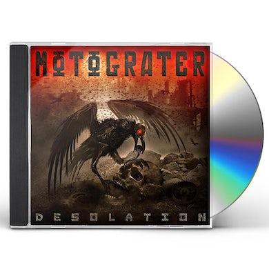 DESOLATION CD
