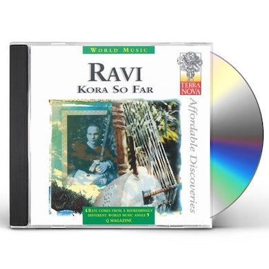 Ravi KORA SO FAR CD