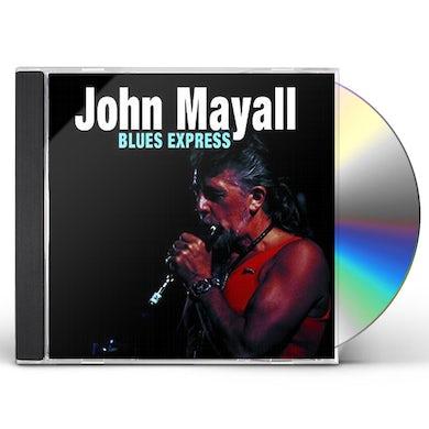 John Mayall BLUES EXPRESS CD