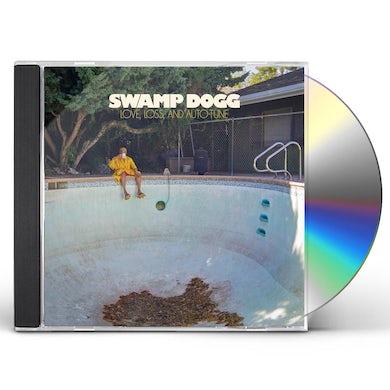 Swamp Dogg LOVE LOSS & AUTO-TUNE CD