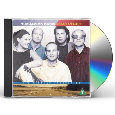 Albion Band ROAD MOVIES CD