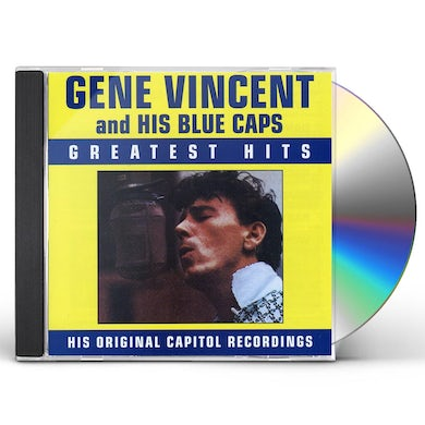 Gene Vincent GREATEST HITS CD