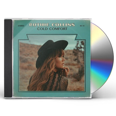 Ruthie Collins COLD COMFORT CD