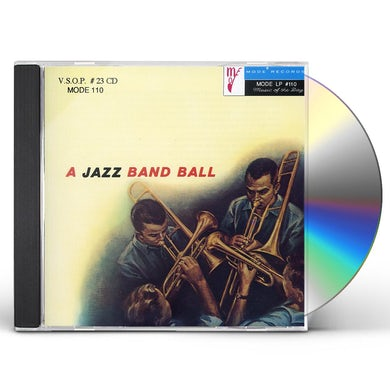 Marty Paich JAZZ BAND BALL FIRST SET CD