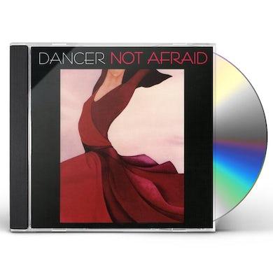 Dancer NOT AFRAID CD