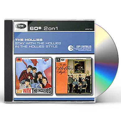 STAY WITH THE HOLLIES / IN THE HOLLIES STYLE CD