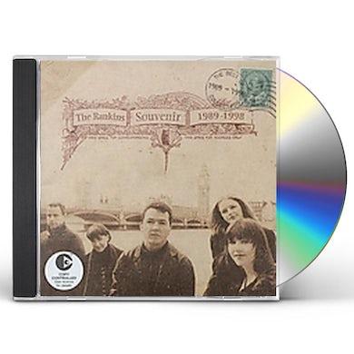 Rankins SOUVENIR: 1989-1998 CD
