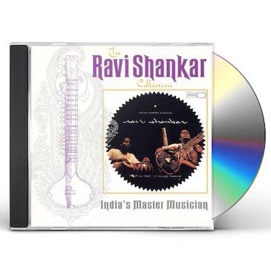 Ravi Shankar INDIA'S MASTER MUSICIAN CD