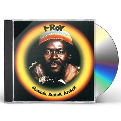 I Roy MUSICAL SHARK ATTACK CD