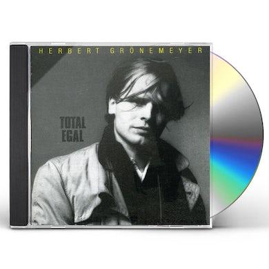 Herbert Gronemeyer TOTAL EGAL CD