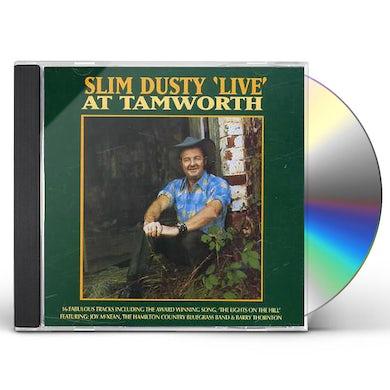 Slim Dusty LIVE AT TAMWORTH CD