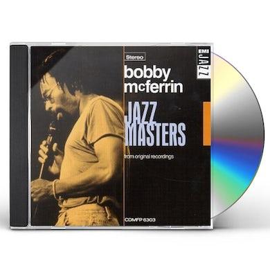 Bobby Mcferrin JAZZ MASTERS CD