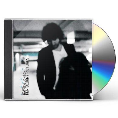 Mathew Jonson HER BLURRY PICTURES CD
