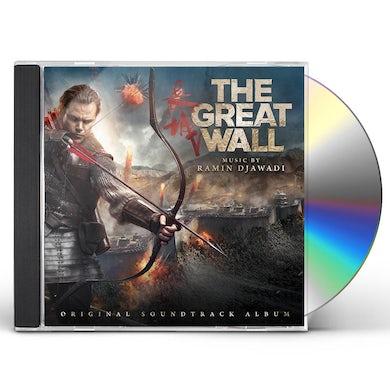 RAMIN DJAWADI GREAT WALL / Original Soundtrack CD