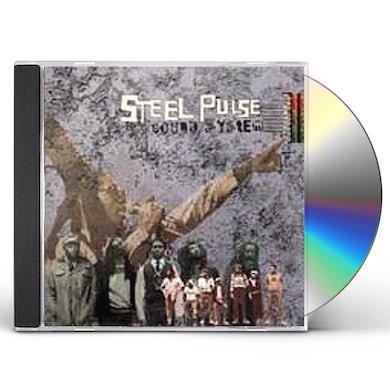 Steel Pulse SOUND SYSTEM: ISLAND ANTHOLOGY CD
