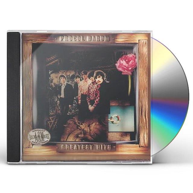 Procol Harum GREATEST HITS CD
