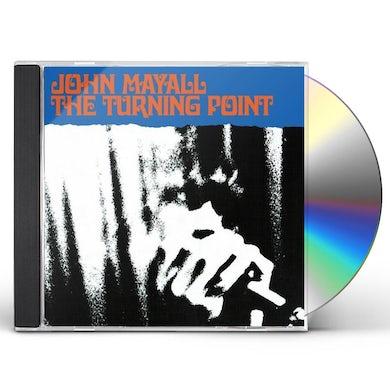 John Mayall TURNING POINT CD