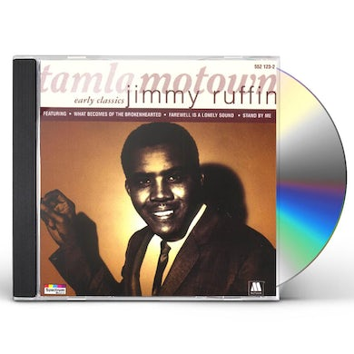 Jimmy Ruffin EARLY CLASSICS CD
