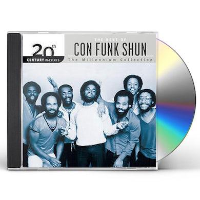 Con Funk Shun 20TH CENTURY SHUN CD