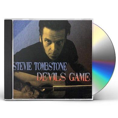 Stevie Tombstone DEVILS GAME CD