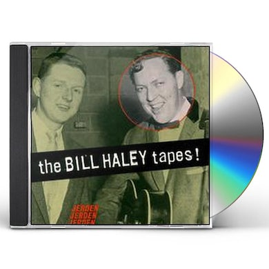 Bill Haley TAPES CD