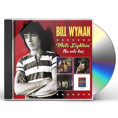 Bill Wyman WHITE LIGHTNIN'-THE SOLO ALBUMS CD