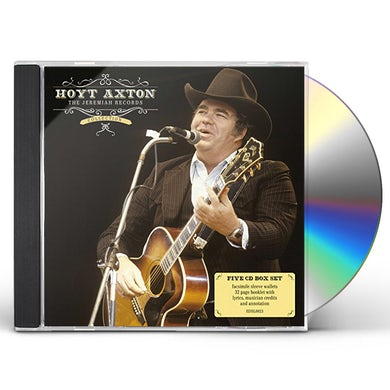 Hoyt Axton JEREMIAH RECORDS COLLECTION CD