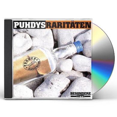 Puhdys RARITATEN CD