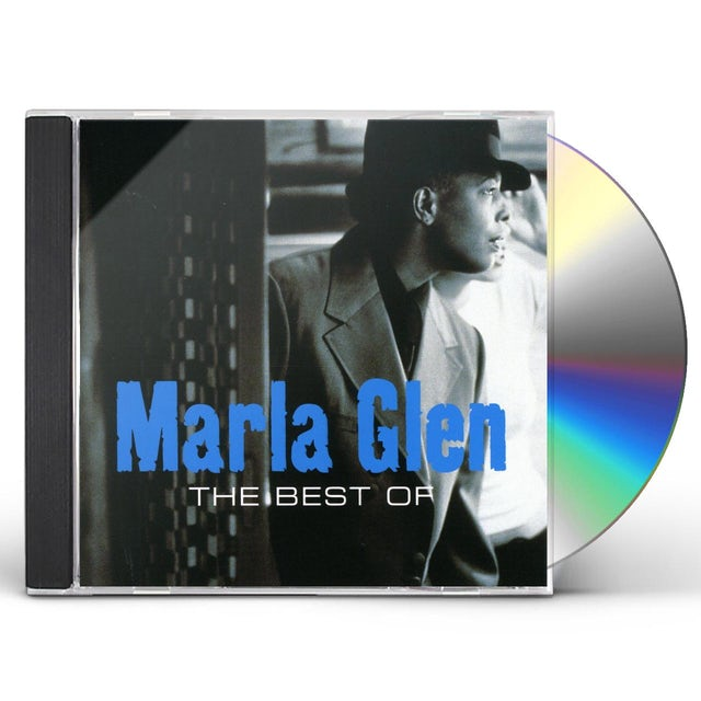 Marla Glen BEST OF CD
