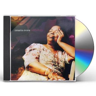 Cesaria Evora ANTHOLOGY CD
