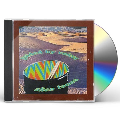 Guided By Voices ALIEN LANES CD