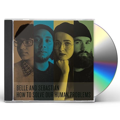 Belle and Sebastian HOW TO SOLVE OUR HUMAN PROBLEMS CD