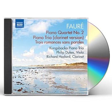 Faure CHAMBER MUSIC CD